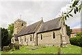 TF1476 : St Giles' church, Langton by Wragby by Julian P Guffogg