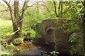 SX7255 : Bickham Bridge by Derek Harper