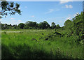 TL4765 : Fallow field by Landbeach by Hugh Venables