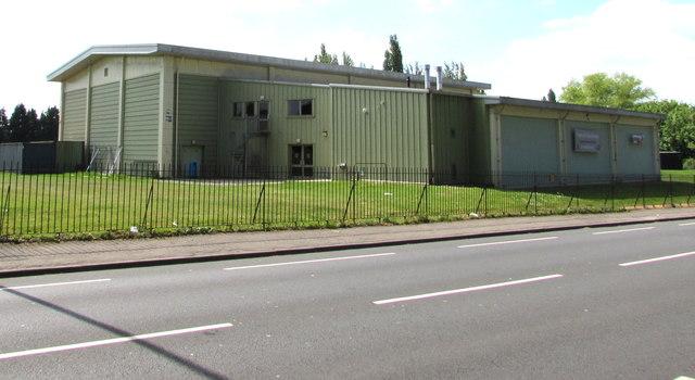 Marling School Sports Hall, Stroud