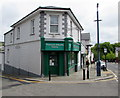 SO1408 : Tredegar Angling Centre in Tredegar town centre by Jaggery