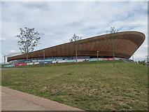 TQ3784 : Arena Olympic Park, Stratford by Christine Matthews