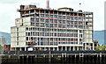 J3474 : The City Quays hotel site, Belfast - May 2017(3) by Albert Bridge
