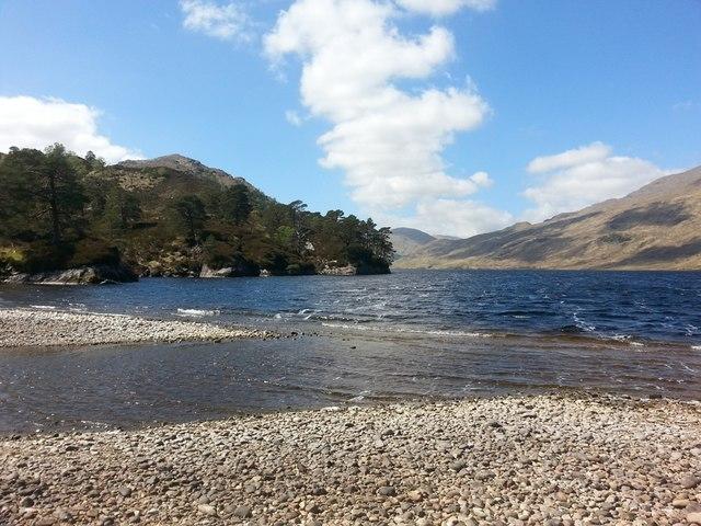 Allt Camgharaigh - Loch Arkaig by G Kilpatrick