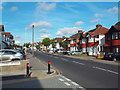 TQ4188 : Redbridge Lane East, Redbridge by Malc McDonald