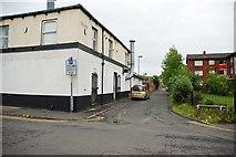 SE3320 : Tavern Street, Wakefield by P L Chadwick