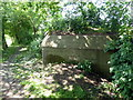 SU5985 : Pillbox on Thames Path near Cholsey by PAUL FARMER