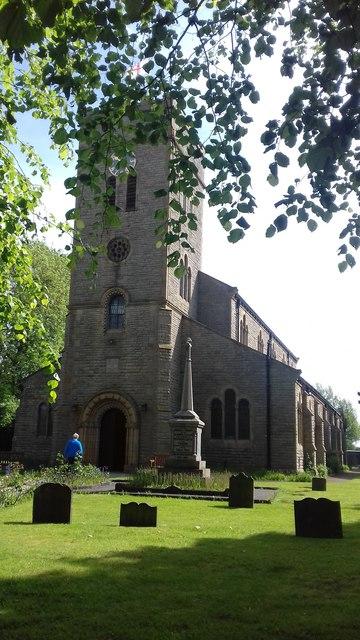Newchurch Parish Church