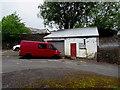 SO1408 : Duke Street Garage, Tredegar by Jaggery