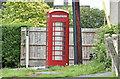 J4381 : K6 telephone box, Craigavad (May 2017) by Albert Bridge