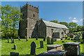 SS6744 : St. Petrock's Church by Guy Wareham