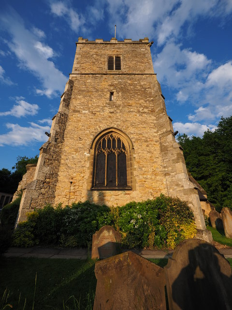 All Saints Church in South Cave