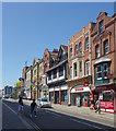 TL8407 : High Street, Maldon by Julian Osley