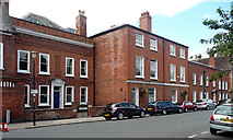 SO5139 : 31-34 Castle Street, Hereford by Stephen Richards