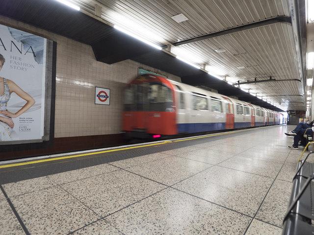 Hounslow West Station