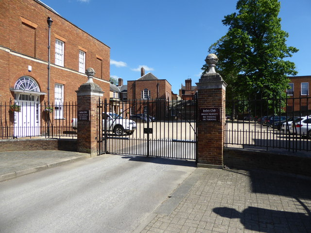 Gateway to The Jockey Club
