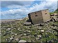TA4015 : Pillbox on the beach at Kilnsea by Mat Fascione