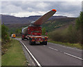 NH1810 : Wind turbine delivery by Ian Taylor