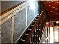 SJ8397 : Tiled Staircase by Bob Harvey