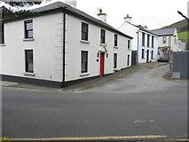 J1811 : Castle Hill, Carlingford by Eric Jones