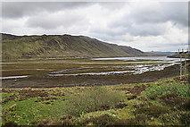 NG4930 : Loch Sligachan by Anne Burgess