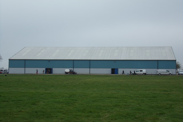Main Arena at the East of England Showground