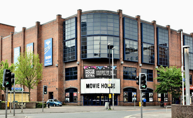 The Movie House, Belfast (May 2017)