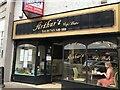 SJ4912 : Arthur's cafe/bistro in Shrewsbury by Jonathan Hutchins