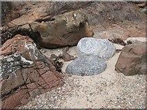 NM9459 : Granite outcrop by Jonathan Wilkins