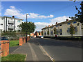 SP3676 : Northeast on Stretton Avenue, Willenhall, southeast Coventry by Robin Stott