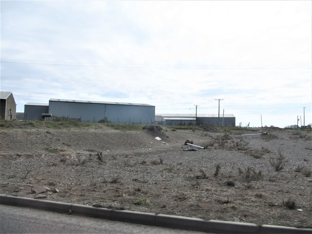 The IDA Industrial Estate at Boherboy, Greenore