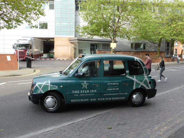 Is this a taxi?