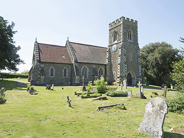 St Peter, Papworth Everard