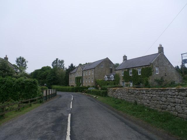 Netherwitton Mill