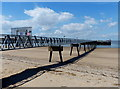 TA3911 : Spurn Lifeboat and Humber Pilots jetty by Mat Fascione