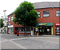 SS9079 : Subway in Bridgend town centre by Jaggery