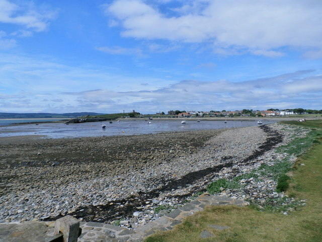 The Ouse - Lindisfarne