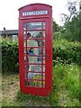 SO5865 : A beekeeper in a telephone box by Philip Halling