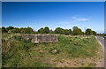 SJ5638 : WWII Shropshire, RAF Tilstock Airfield Battle Headquarters (2) by Mike Searle