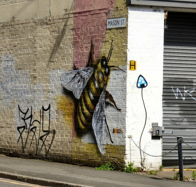 The Mason Street Bee