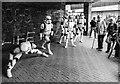 SJ6088 : Stormtroopers, Warrington Market by Matt Harrop