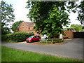SU8371 : Binfield - Converted Farm Building near Angel Farm by James Emmans