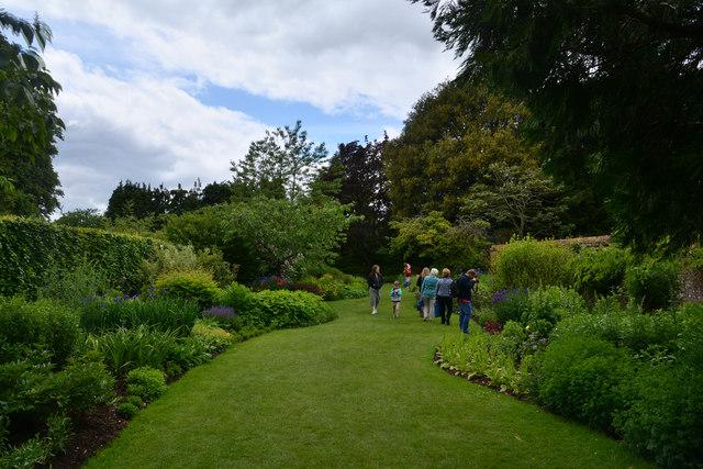 Basingstoke and Deane : Highclere Park