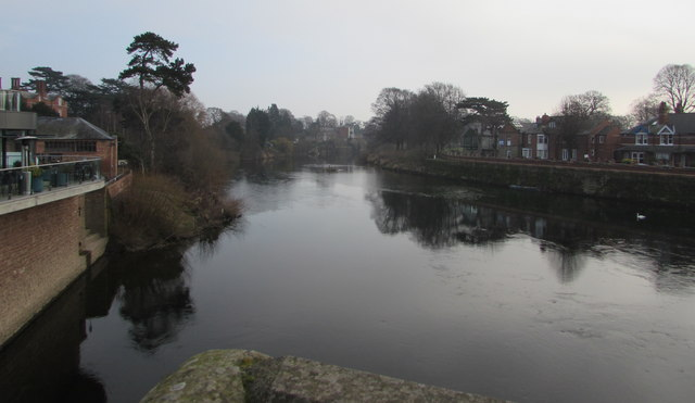 East along the Wye, Hereford