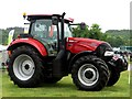NZ0461 : A Case tractor, Northumberland County Show by Graham Robson