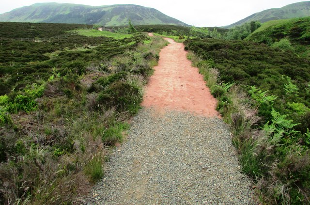 Path to Glenvale, Lomond Hills