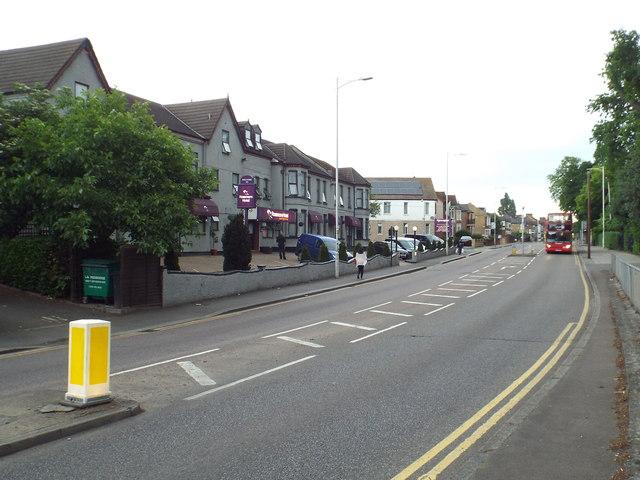 Cranbrook Road, near Ilford
