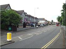 TQ4387 : Cranbrook Road, near Ilford by Malc McDonald