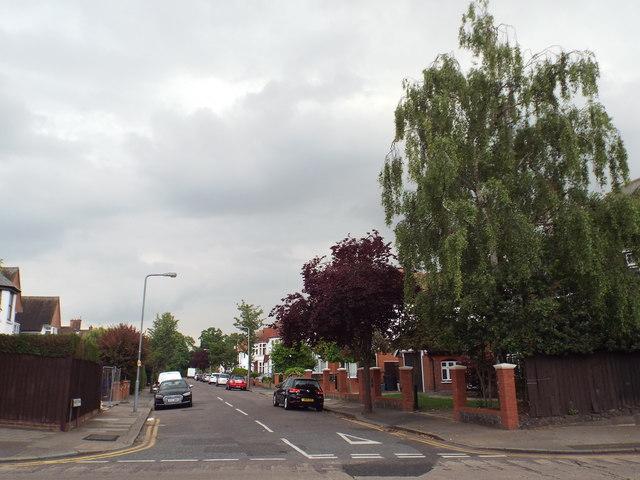 Holcombe Road, near Ilford