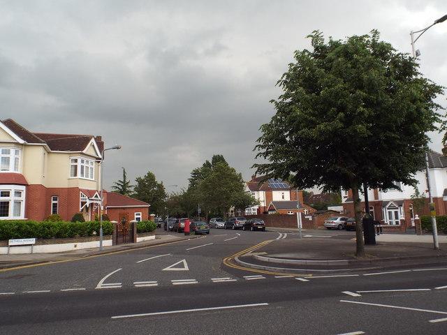 Bethell Avenue, near Ilford